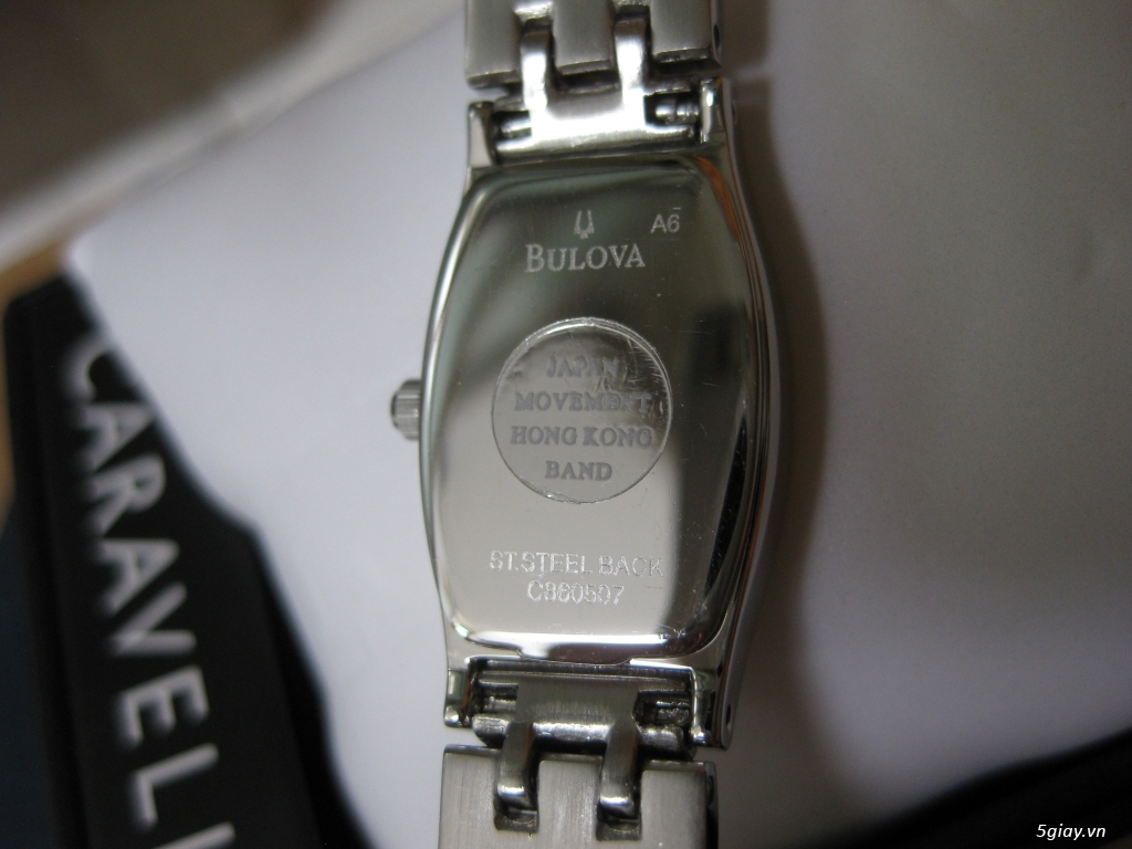[Watches for Women] CARAVELE By BULOVA / End 22h59 14/11/2019. - 4