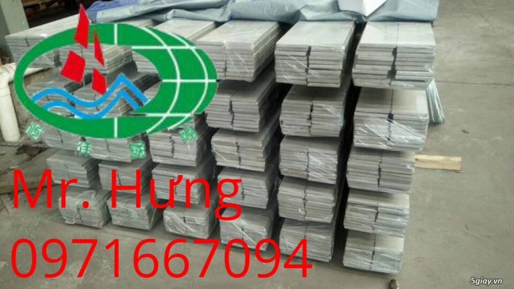 Cần bán: Thanh inox chữ nhật SUS304, SUS316L, SUS310S, SUS440C - 1
