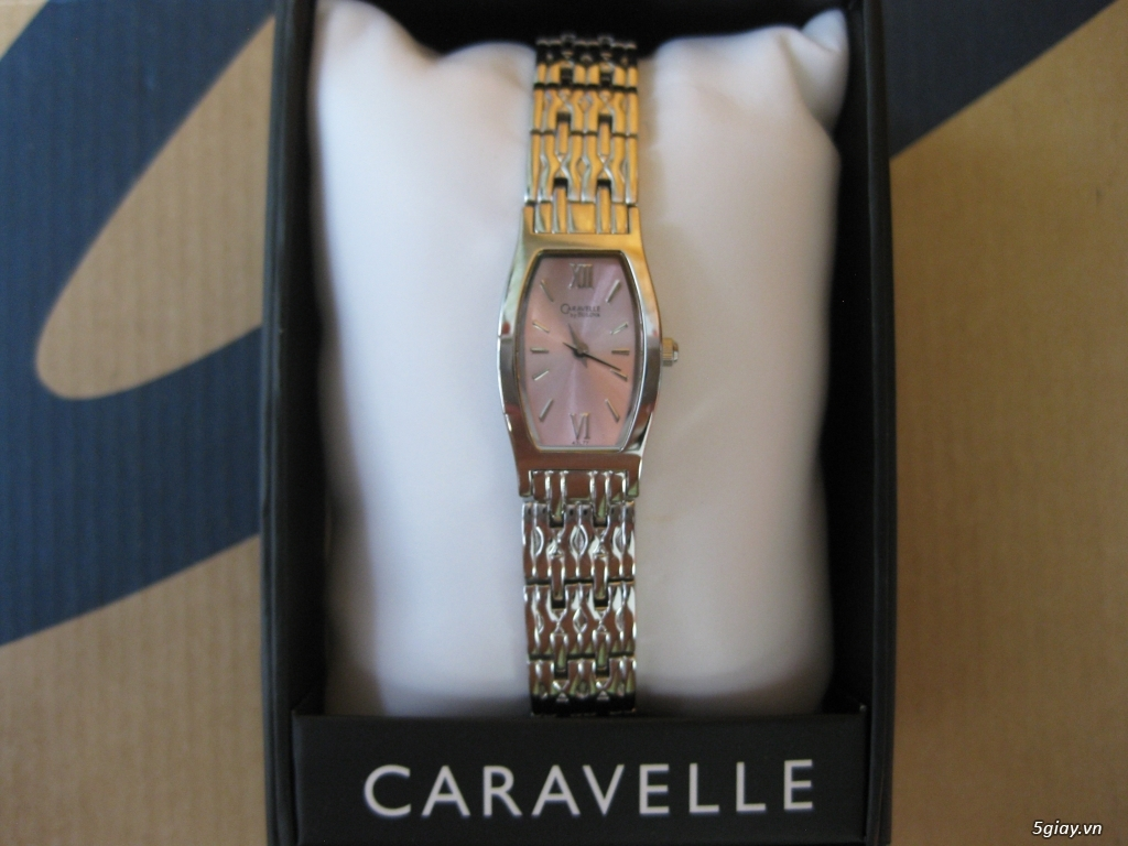 [Watches for Women] CARAVELE By BULOVA / End 22h59 14/11/2019. - 1