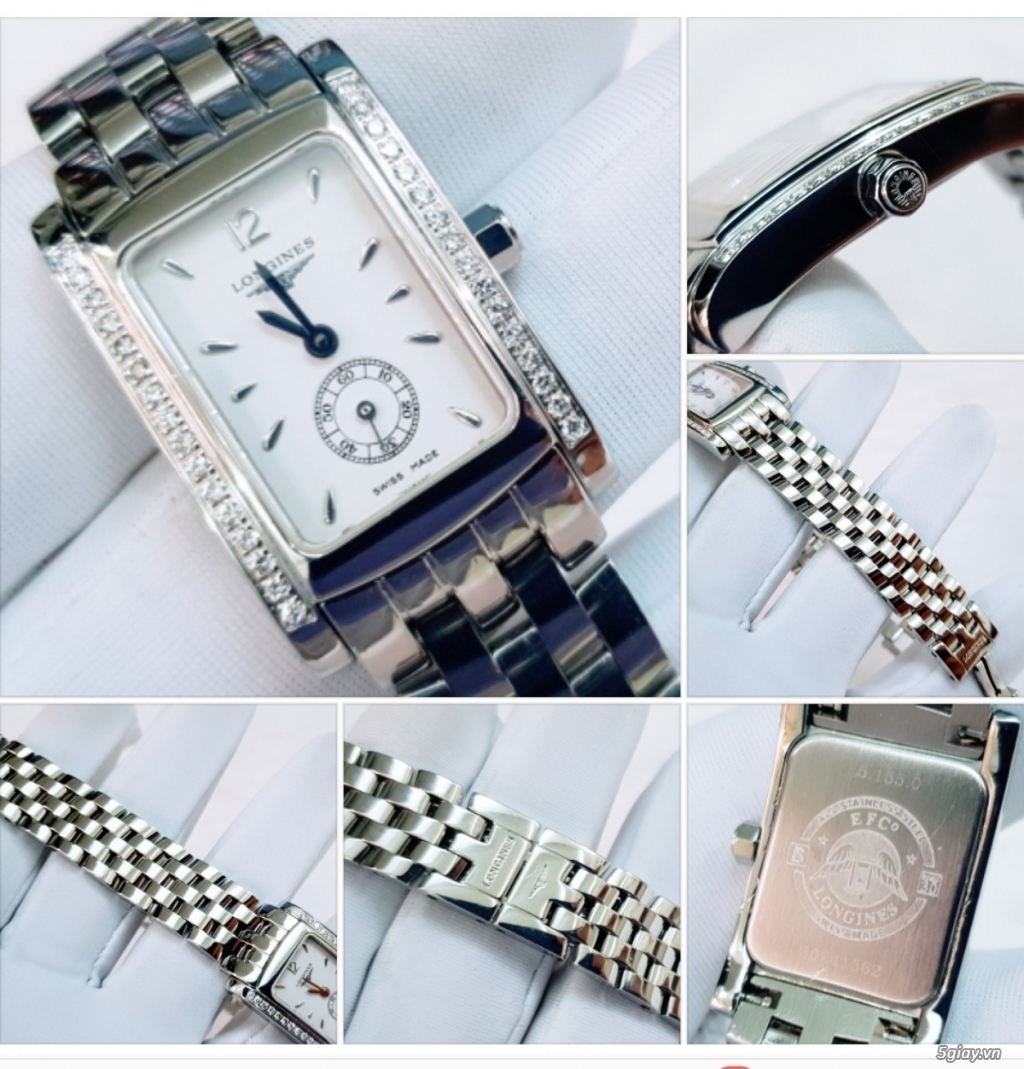 Phúc-Đồng Hồ (BUY & SELL AUTHENTIC WATCHES) Longines-Omega-Tissot-... - 8