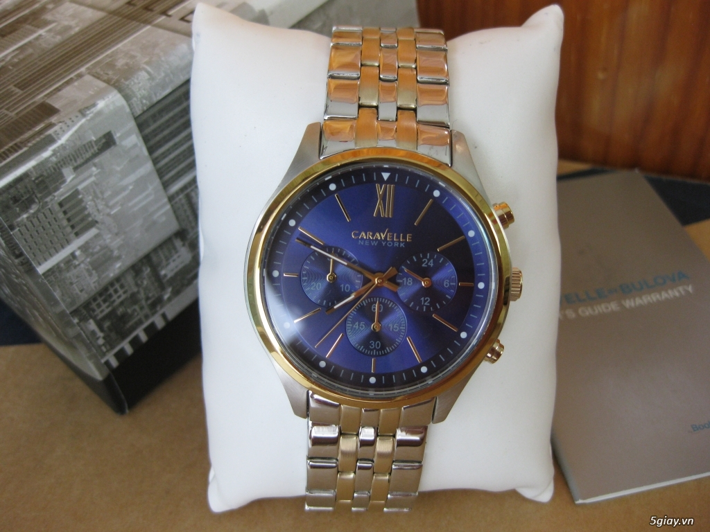 [Watch] CARAVELLE by BULOVA / End 22h59 04/07/2019. - 1