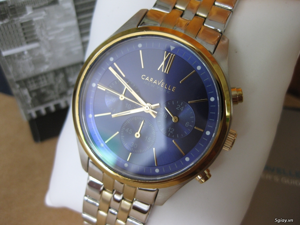 [Watch] CARAVELLE by BULOVA / End 22h59 04/07/2019. - 2