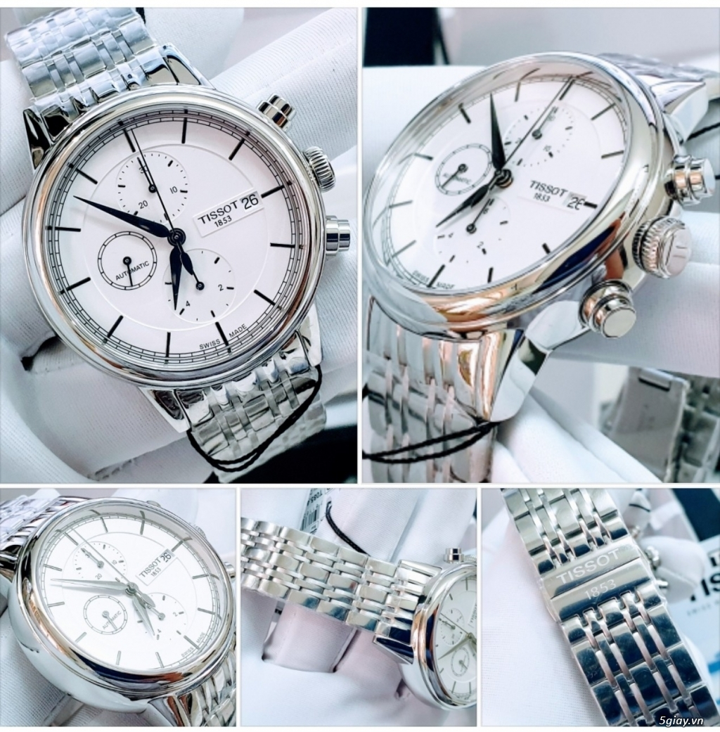 Phúc-Đồng Hồ (BUY & SELL AUTHENTIC WATCHES) Longines-Omega-Tissot-... - 32