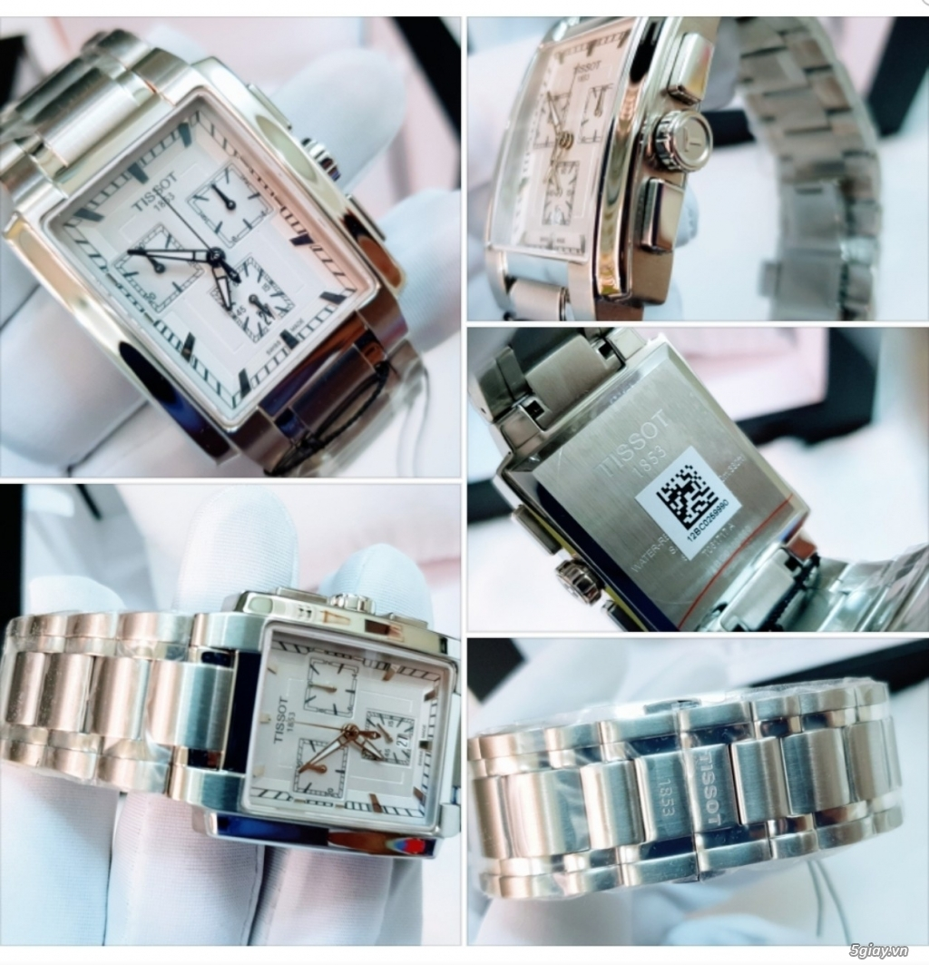 Phúc-Đồng Hồ (BUY & SELL AUTHENTIC WATCHES) Longines-Omega-Tissot-... - 34