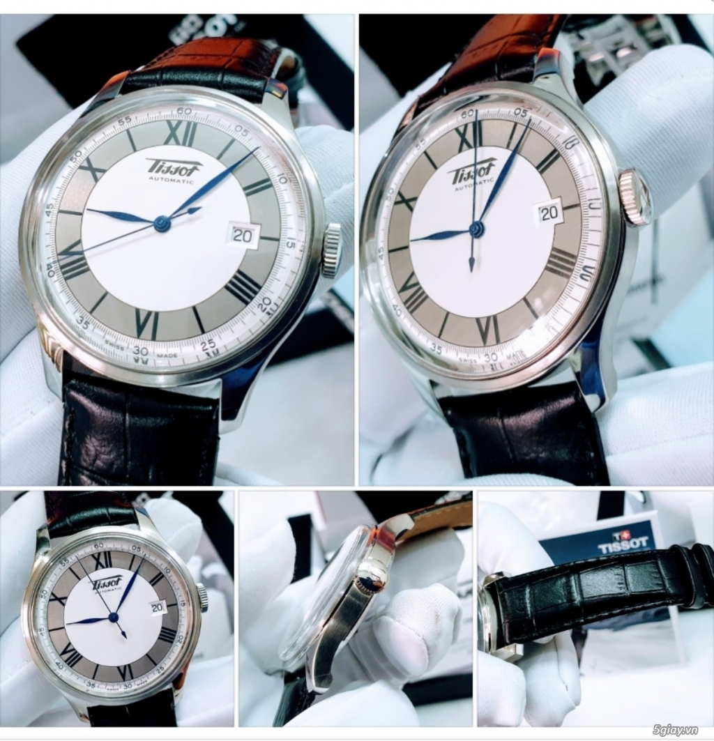 Phúc-Đồng Hồ (BUY & SELL AUTHENTIC WATCHES) Longines-Omega-Tissot-... - 31