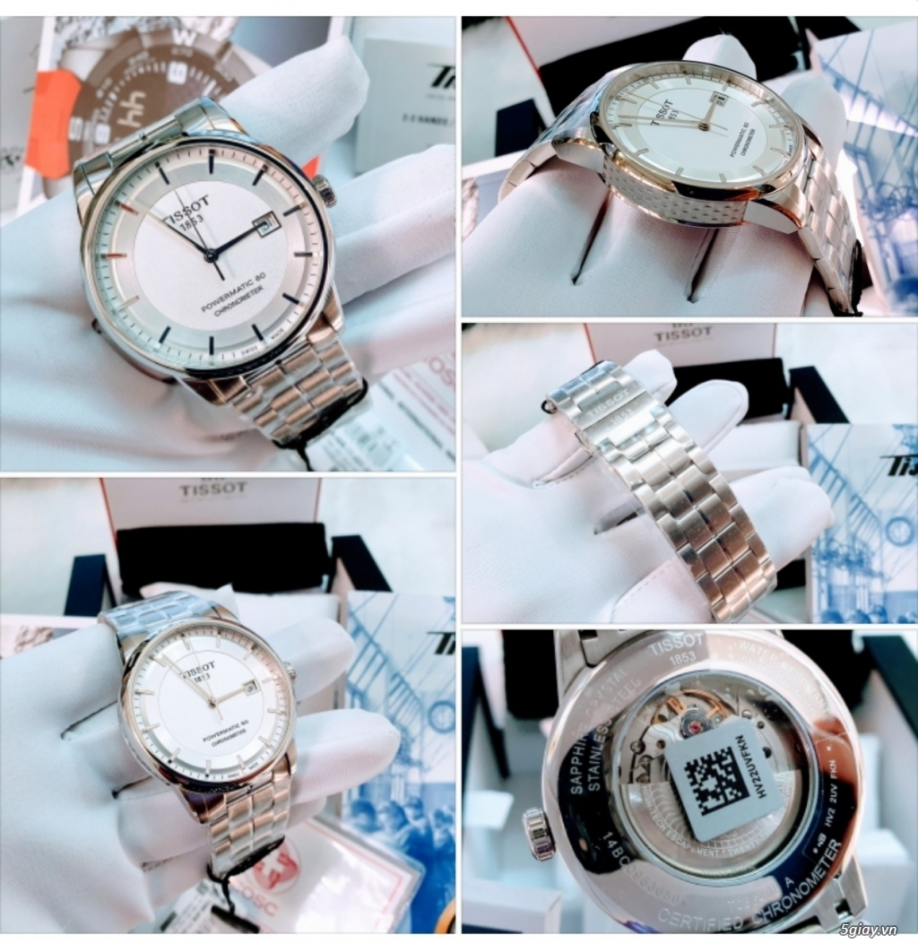 Phúc-Đồng Hồ (BUY & SELL AUTHENTIC WATCHES) Longines-Omega-Tissot-... - 36