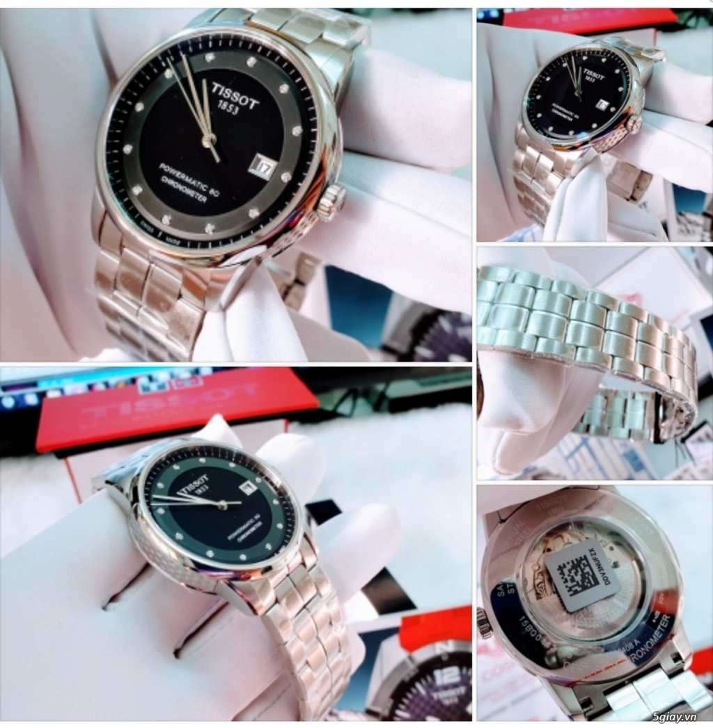 Phúc-Đồng Hồ (BUY & SELL AUTHENTIC WATCHES) Longines-Omega-Tissot-... - 37