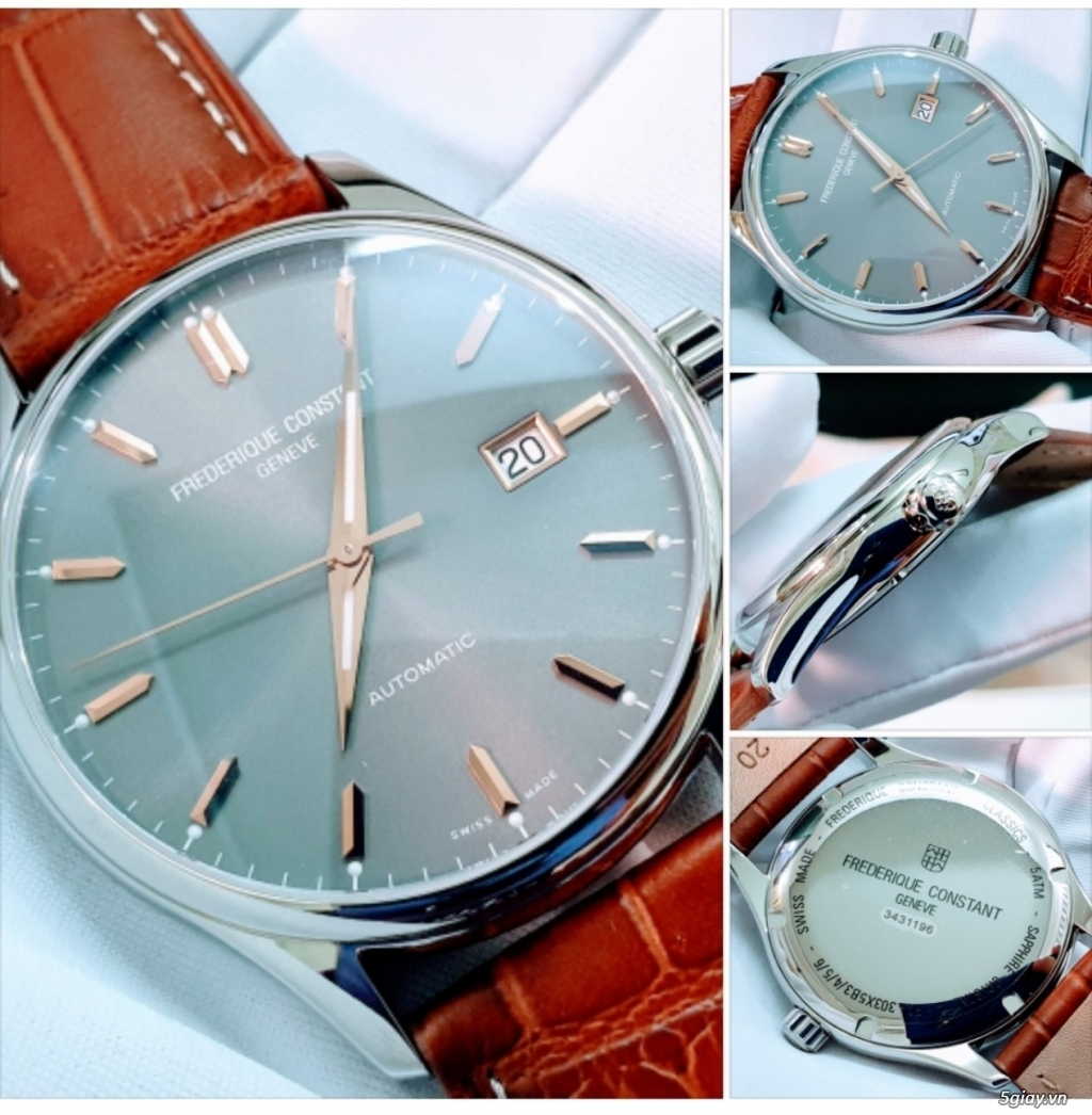 Phúc-Đồng Hồ (BUY & SELL AUTHENTIC WATCHES) Longines-Omega-Tissot-... - 40