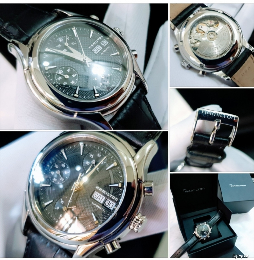 Phúc-Đồng Hồ (BUY & SELL AUTHENTIC WATCHES) Longines-Omega-Tissot-... - 41