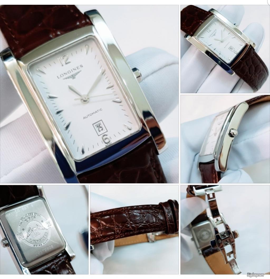 Phúc-Đồng Hồ (BUY & SELL AUTHENTIC WATCHES) Longines-Omega-Tissot-... - 28
