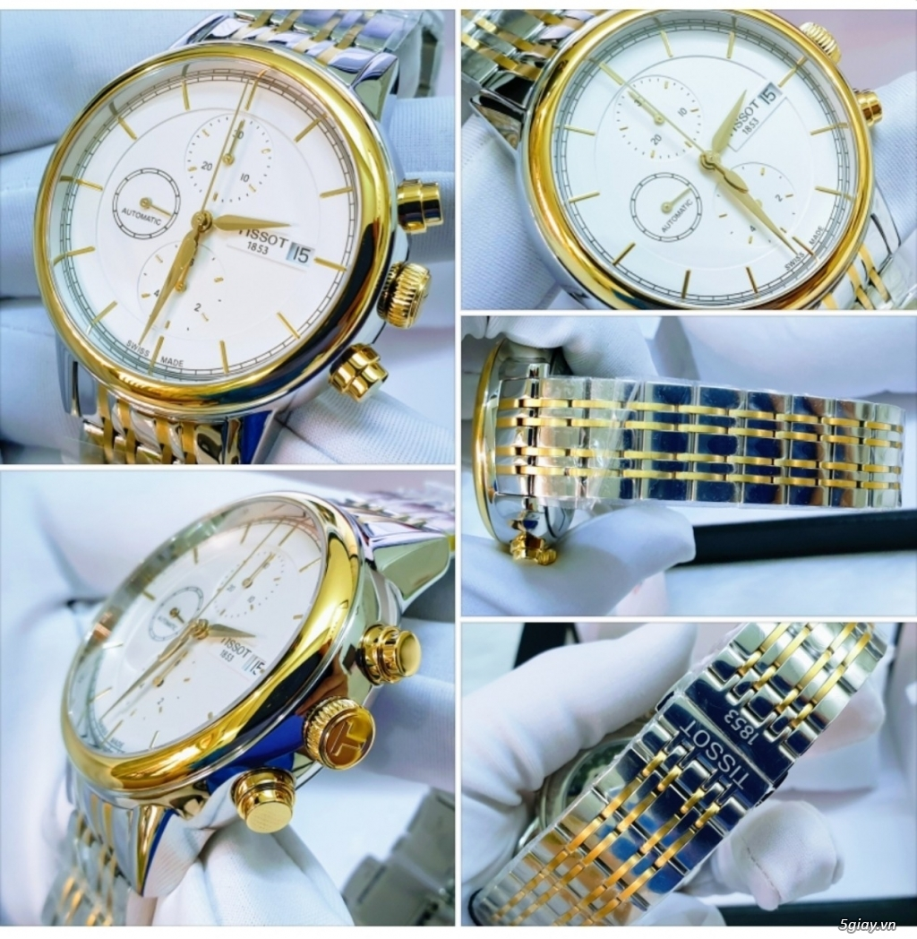 Phúc-Đồng Hồ (BUY & SELL AUTHENTIC WATCHES) Longines-Omega-Tissot-... - 33