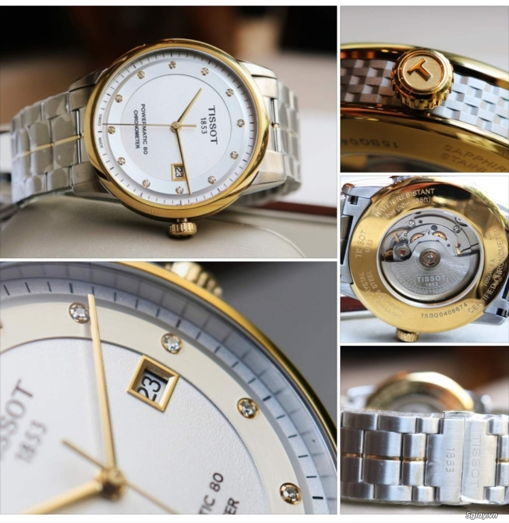 Phúc-Đồng Hồ (BUY & SELL AUTHENTIC WATCHES) Longines-Omega-Tissot-... - 35