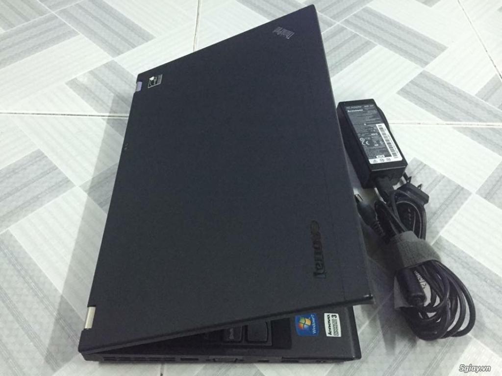 Thinkpad X230 core i5 3320m 4g 320g nhỏ gọn new 99% zin all usa - 2