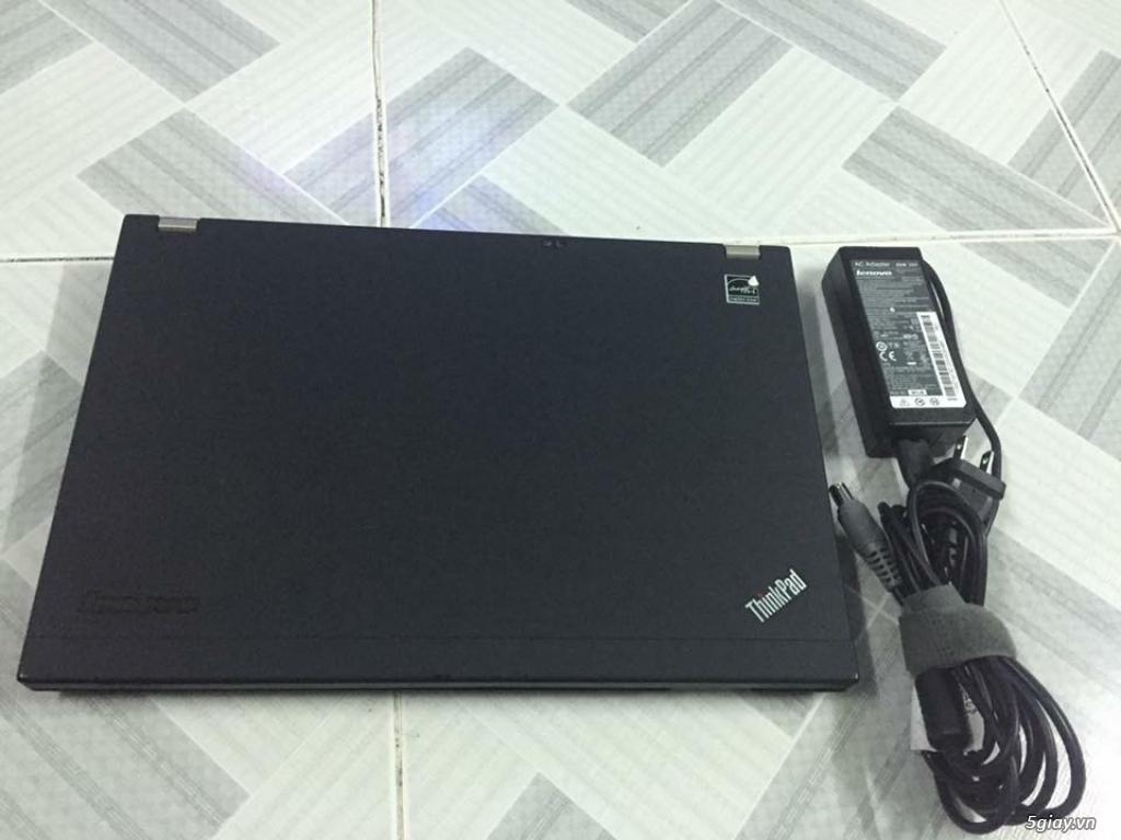 Thinkpad X230 core i5 3320m 4g 320g nhỏ gọn new 99% zin all usa - 4