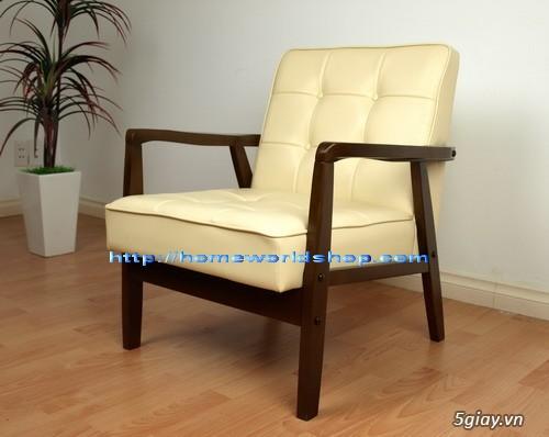 sofa pvc đơn hw105 - nội thất homeworld - 1