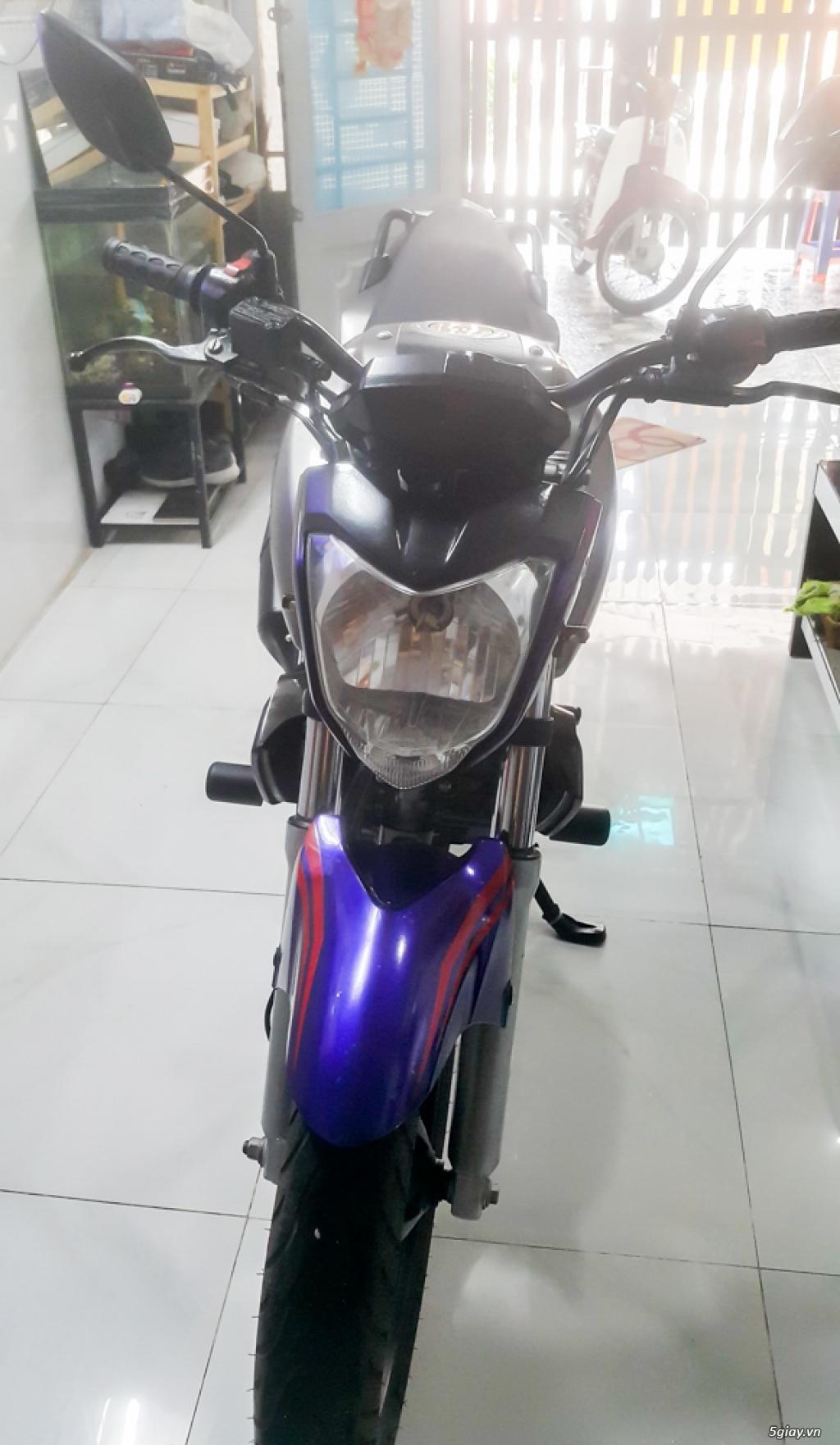 Xe MoTo Yamaha FZ16 153cc HQCN Biển Số Sang - 1