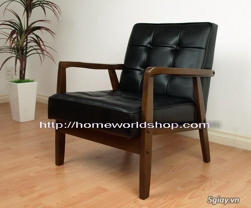 sofa pvc đơn hw105 - nội thất homeworld - 2
