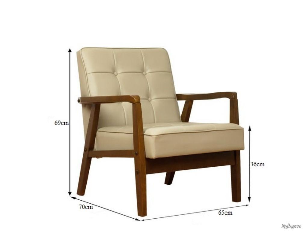 sofa pvc đơn hw105 - nội thất homeworld - 3