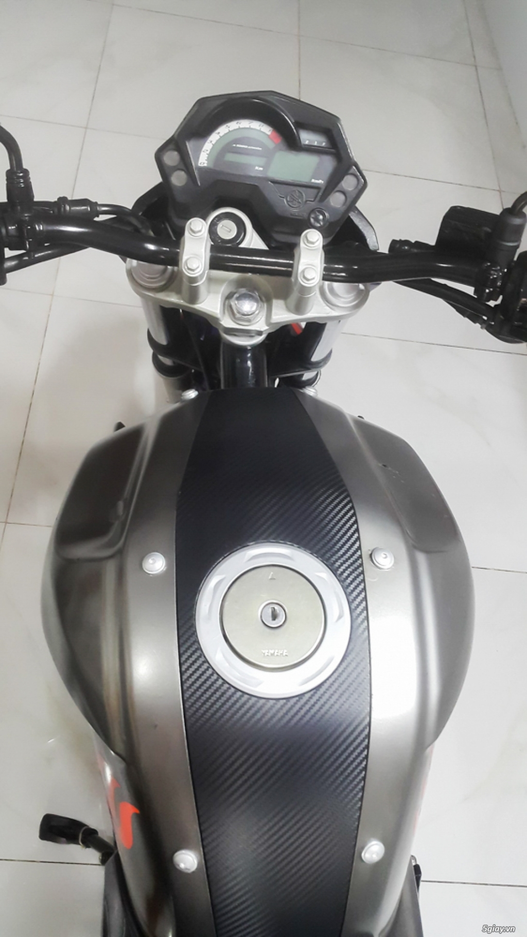 Xe MoTo Yamaha FZ16 153cc HQCN Biển Số Sang - 4