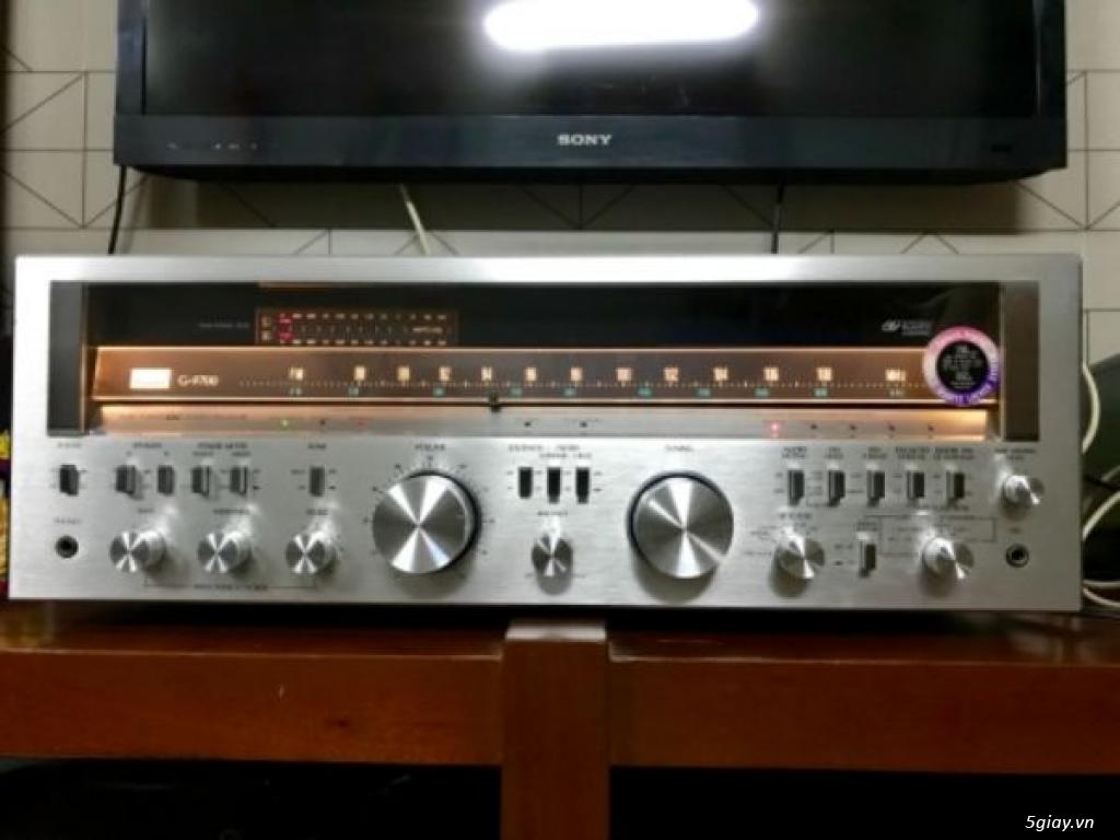 Ampli Sansui G-9700