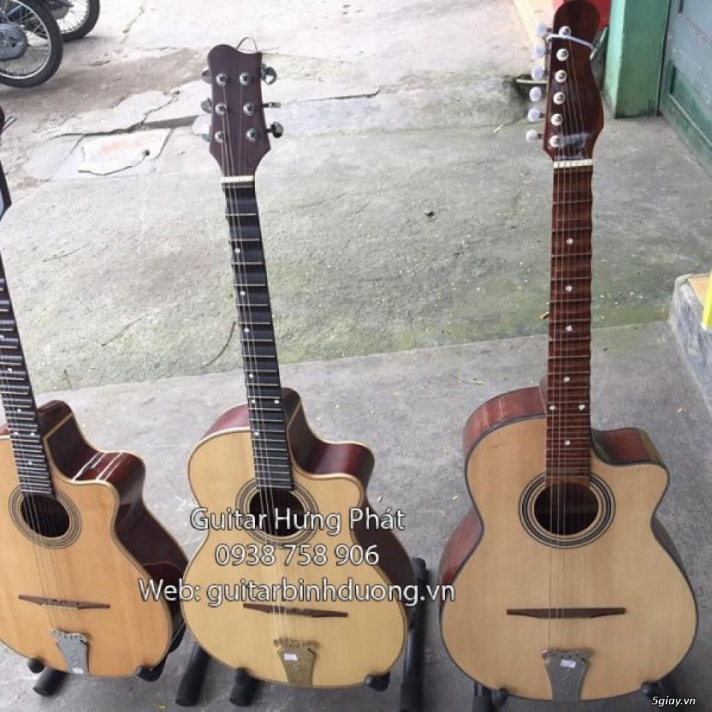Bán đàn guitar cổ phím lõm giá siêu rẻ tại bình dương - 10