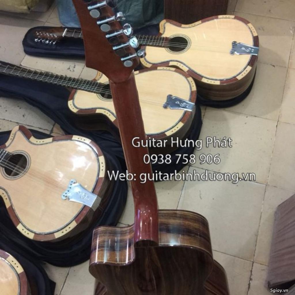 Bán đàn guitar cổ phím lõm giá siêu rẻ tại bình dương - 2