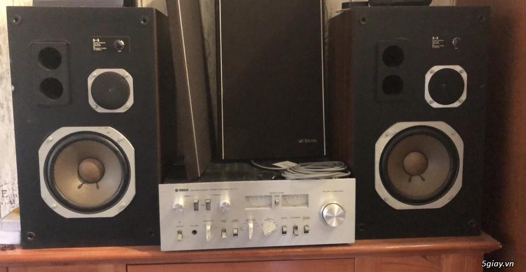 Dàn amply Yamaha - Loa Victor - 1