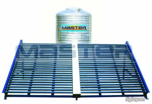Máy nước nóng năng lượng mặt trời 300L, 500L và phụ kiện - 1