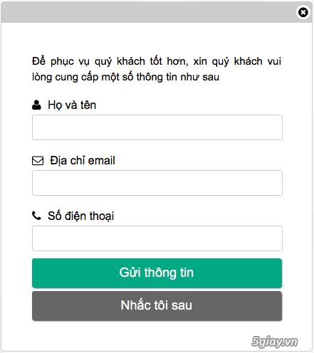 Tigeret Wifi Marketing Services - Mang khách hàng quay lại với bạn!! - 6