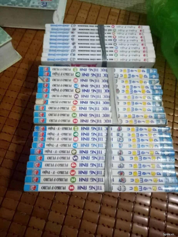 Truyện Doraemon tiếng anh giá rẻ - 1