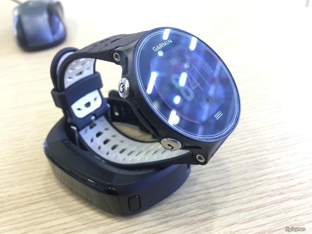 Tổng hợp đồng hồ Garmin - Thiết bị sức khỏe thông minh - 11
