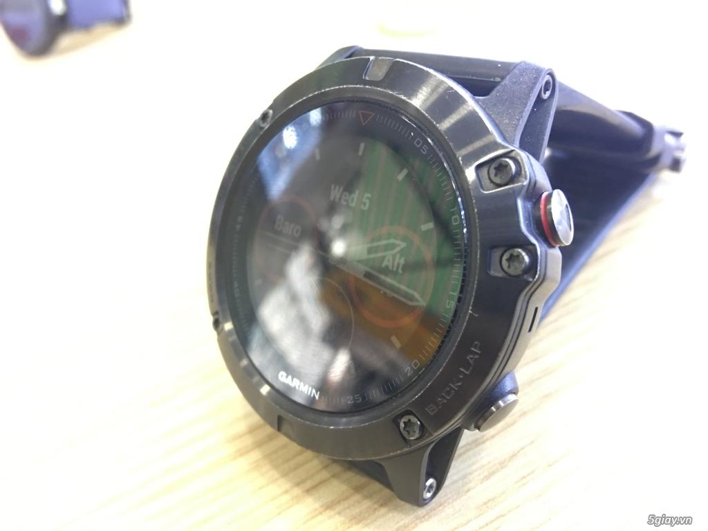Tổng hợp đồng hồ Garmin - Thiết bị sức khỏe thông minh - 14