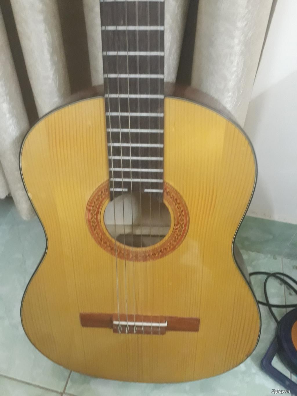 Thanh lý đàn guitar