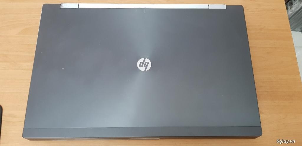 Laptop HP Workstation 8770w i7 chuyên đồ họa nặng ! - 3