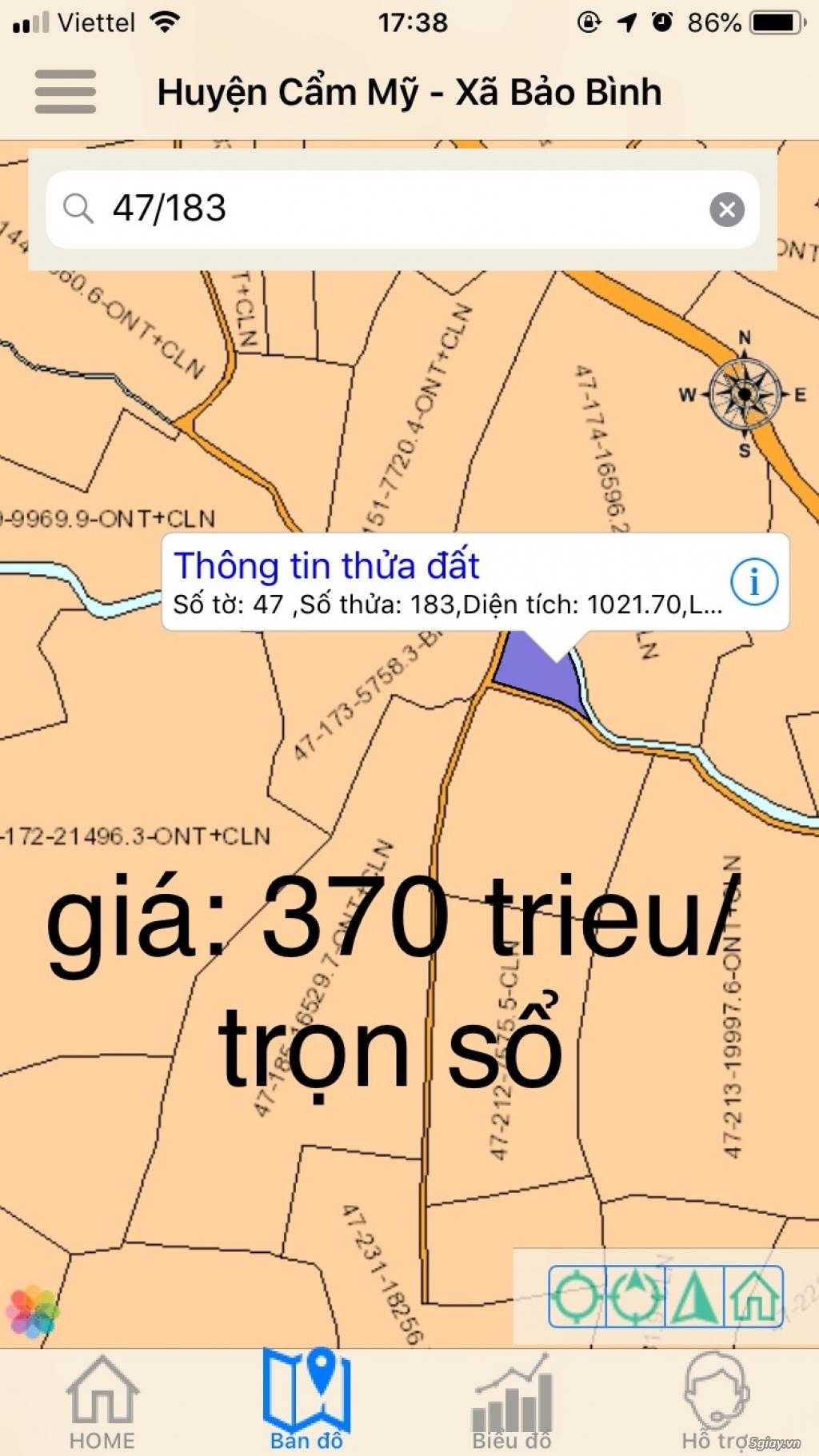 Đất Cẩm Mỹ-Long Thành-Nhơn Trạch Đồng Nai - 8