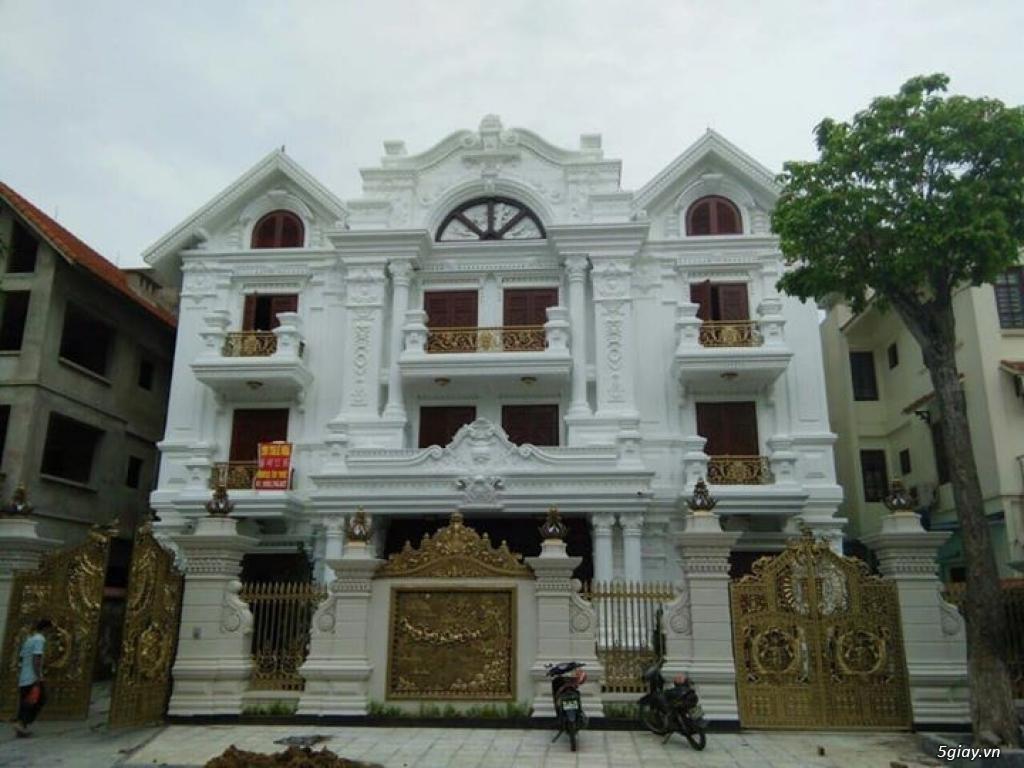 Biệt Thự Ven Sông 2 Mặt Tiền Trung Tâm Thành Phố Tân An. 0932159187
