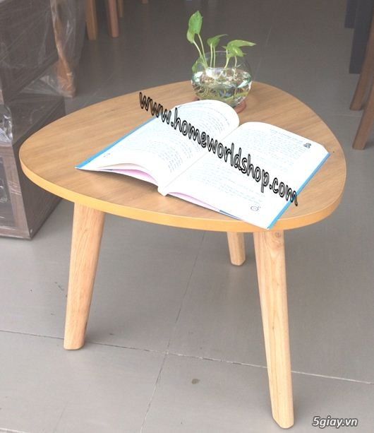 bàn sofa đơn hw412 - nội thất homeworld