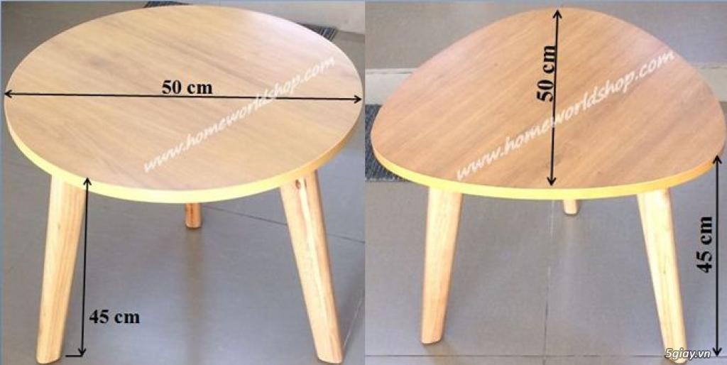 bàn sofa đơn hw412 - nội thất homeworld - 2