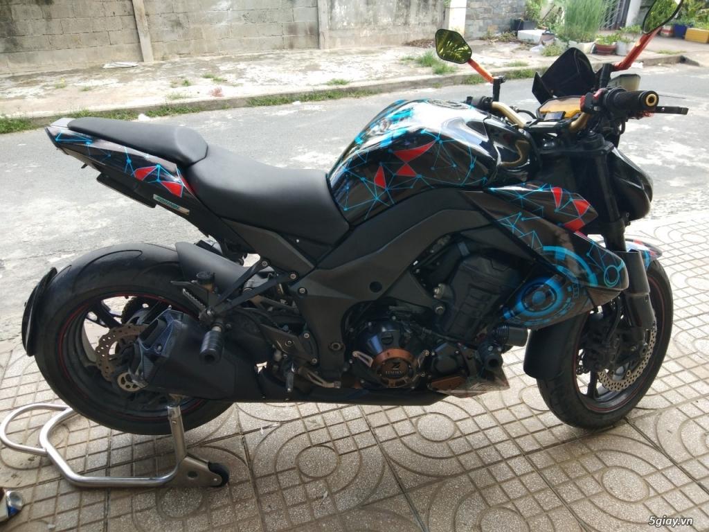 cần bán xe moto Z1000 gấp !!!!!