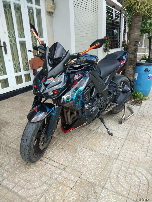 cần bán xe moto Z1000 gấp !!!!! - 3
