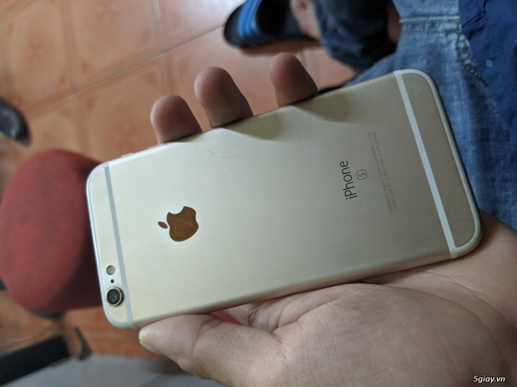 IPhone 6s 16GB màu gold kvt