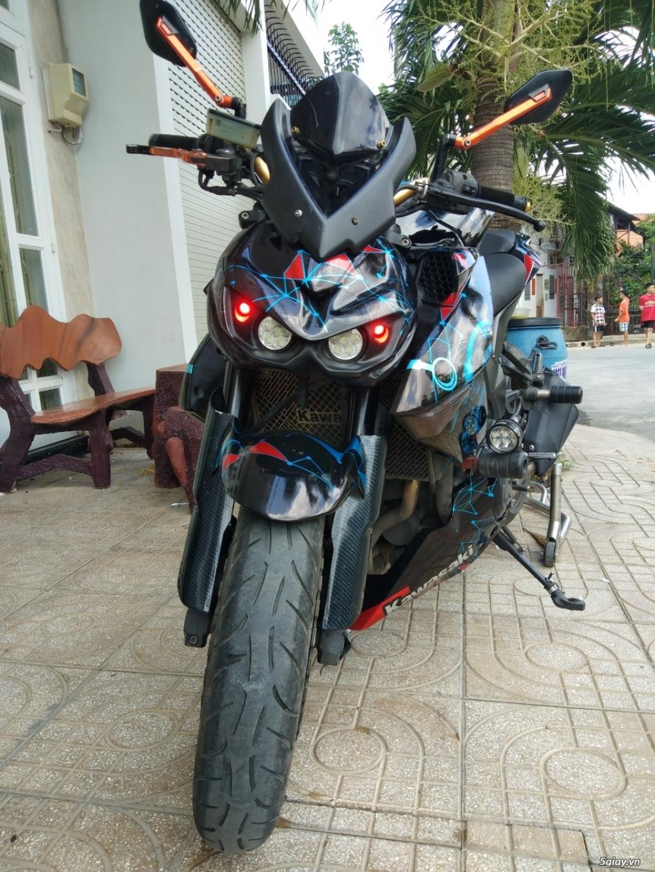 cần bán xe moto Z1000 gấp !!!!! - 2