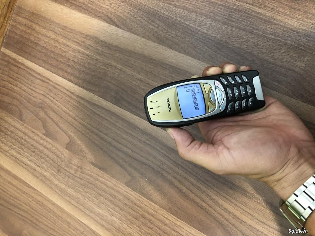 Nokia 6310i Jetblack ( Vàng - Đen ) Zin cứng tuyệt đẹp chuẩn mọi phiện - 22