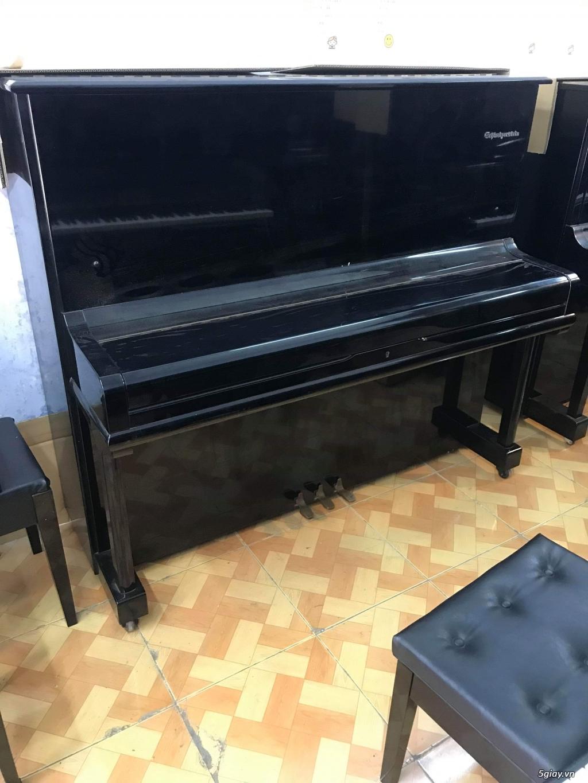 HCM - Thanh lý 1 em piano Schweizerstein 99%