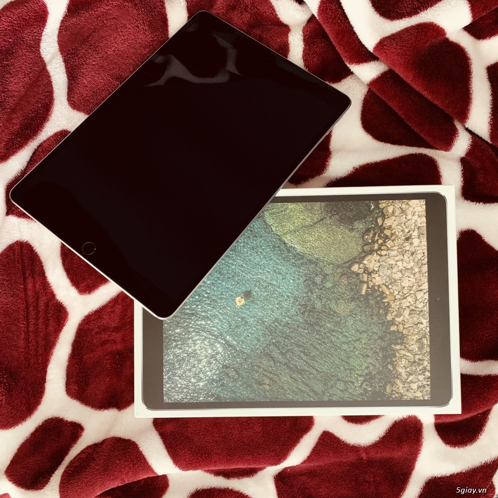 Tiễn giá mềm combo iPad Pro 10.5 inches 256gb wifi và Apple Pencil - 9