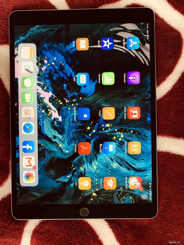 Tiễn giá mềm combo iPad Pro 10.5 inches 256gb wifi và Apple Pencil - 7