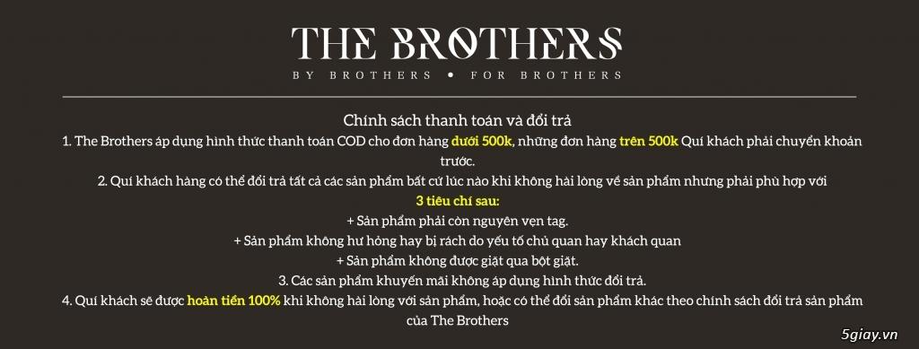 [ The Brothers Strore] Tổng hợp các loại túi đeo chéo chính hảng !!!! - 1