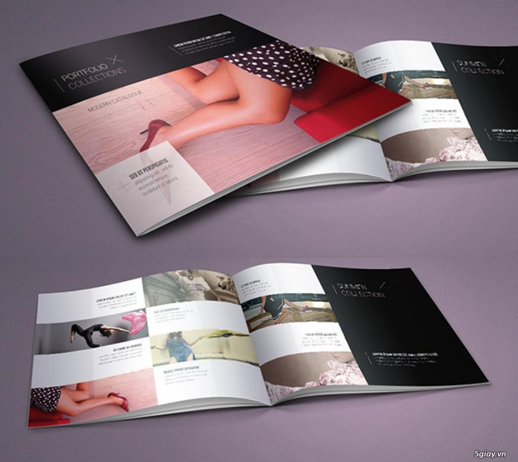 Thiết kế, in ấn tờ rơi, catalogue giá rẻ tại Hà Nội