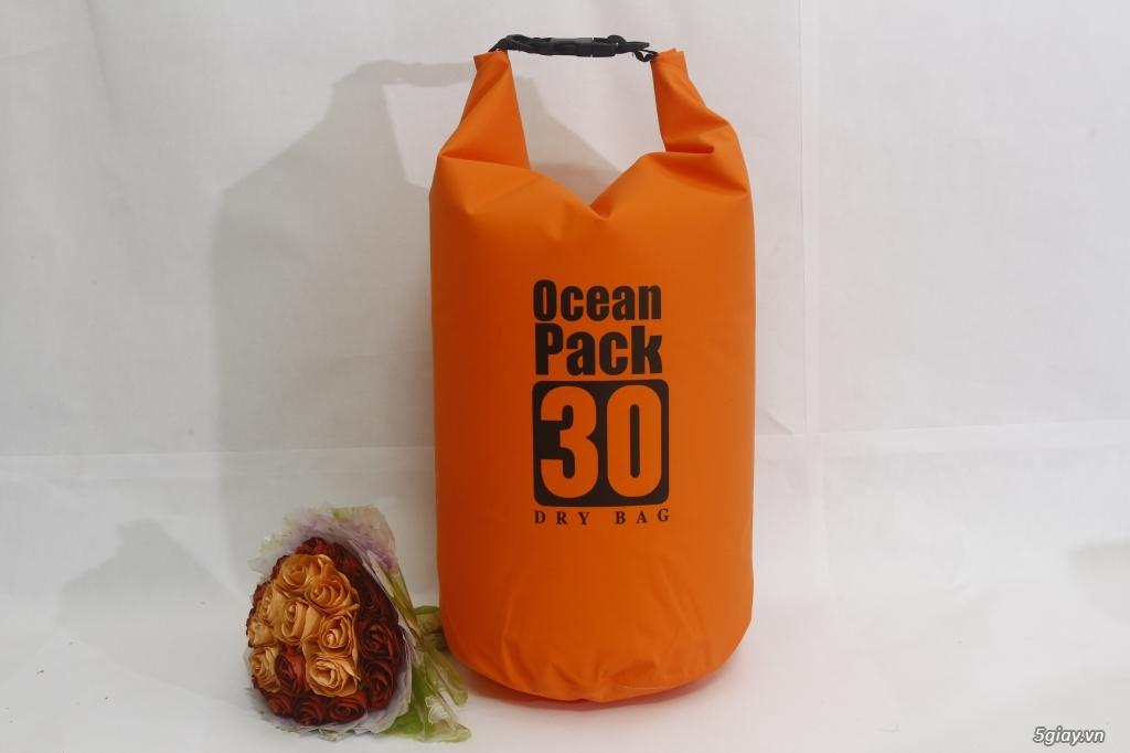 TÚI KHÔ CHỐNG NƯỚC OCEAN PACK 30L - 4