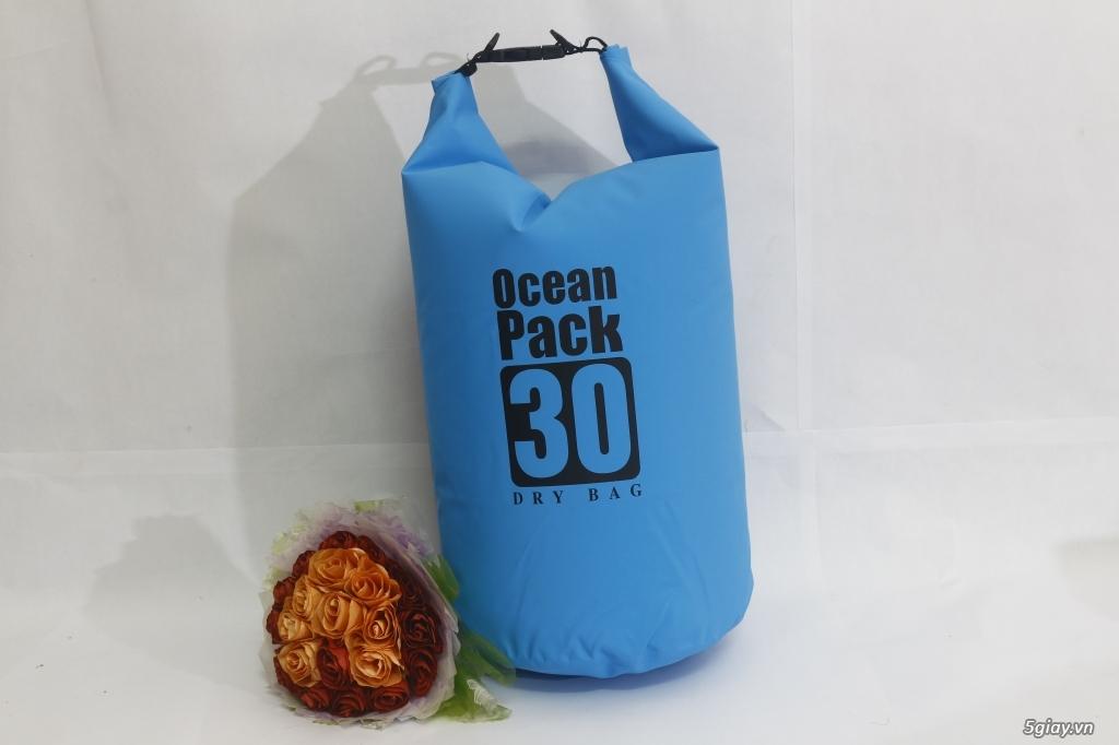 TÚI KHÔ CHỐNG NƯỚC OCEAN PACK 30L - 3